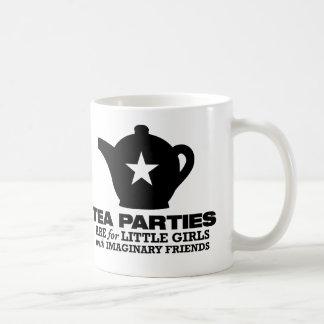 fiesta del té - las fiestas del té están para las  taza de café