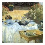Fiesta del té nupcial de Afteroon de la ducha del Invitación 13,3 Cm X 13,3cm