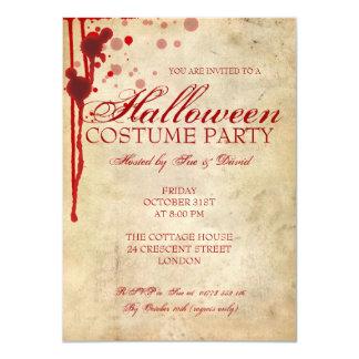 Fiesta del traje de Halloween Anuncios Personalizados