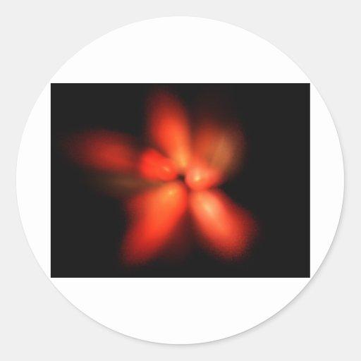 Fiesta del universo pegatina redonda