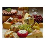 Fiesta del vino y del queso postal