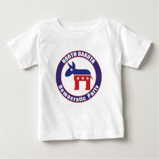 Fiesta Democratic de Dakota del Norte T Shirt