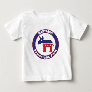 Fiesta Democratic de Maryland Camisetas