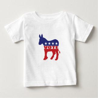 Fiesta Democratic del voto Tshirt