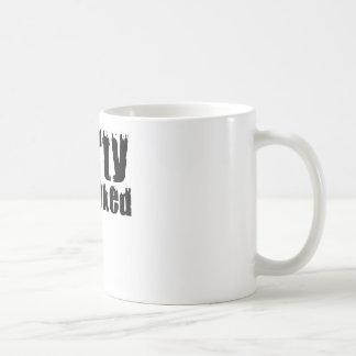 Fiesta desnudo taza de café