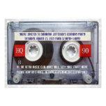 Fiesta divertido de Mixtape del casete 80s Comunicado