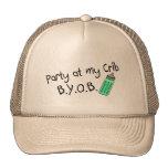 Fiesta en mi pesebre gorra