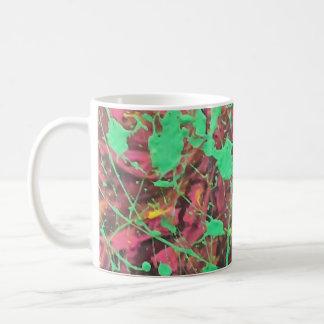Fiesta en rosa taza clásica