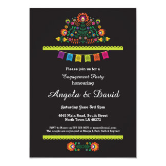 mexican wedding invitations  announcements  zazzle, Wedding invitations