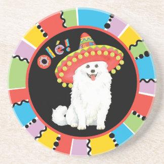Fiesta Eskie Sandstone Coaster