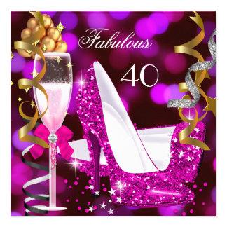 Fiesta fabuloso 2 del brillo de 40 de las rosas fu