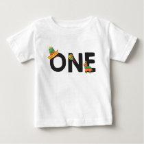 Fiesta First Birthday Shirt