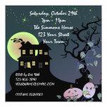 Fiesta frecuentado de Halloween Comunicado