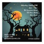 Fiesta frecuentado de Halloween Comunicados