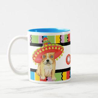 Fiesta Frenchie Two-Tone Coffee Mug