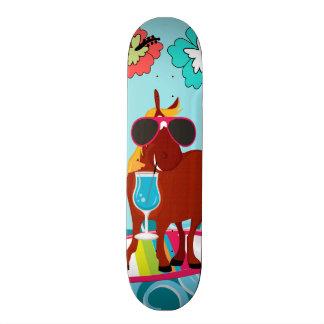 Fiesta fresco de la playa de la diversión del vera patines personalizados