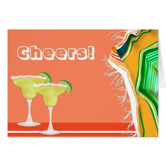 Fiesta Fun Party Card