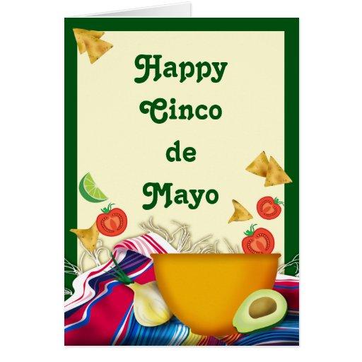 Fiesta Fun Party Greeting Cards