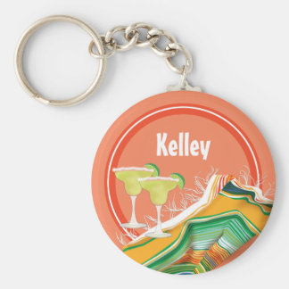 Fiesta Fun Party Keychain