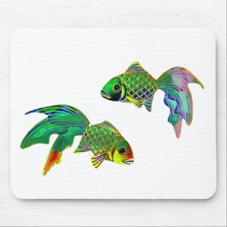 Fiesta Goldfish Mouse Pad