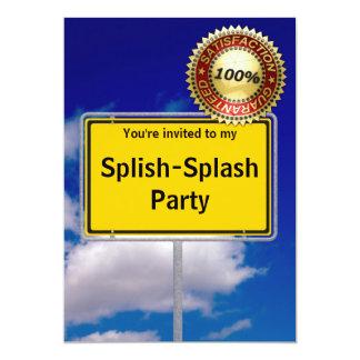 Fiesta - invitación
