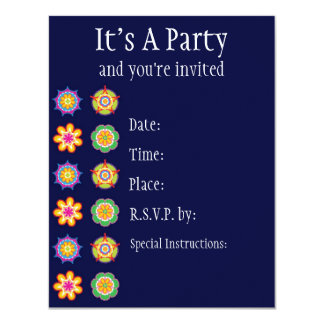 Fiesta Invitation