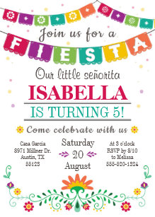 Mexican birthday invitations announcements zazzle fiesta invitation birthday invitation all ages filmwisefo