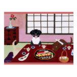 Fiesta Labradors del sushi