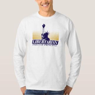 Fiesta libertario de la PrincipleT-camisa Playera