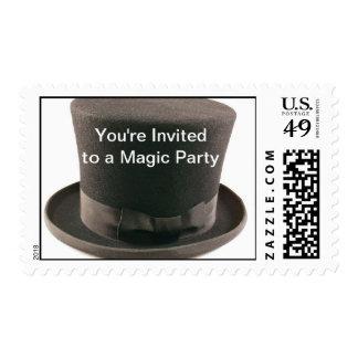 Fiesta mágico sello
