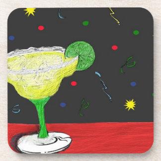 Fiesta Margarita Drink Coaster