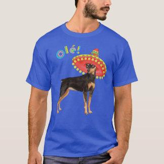 Fiesta Min Pin T-Shirt
