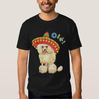 Fiesta Miniature Poodle T-shirt