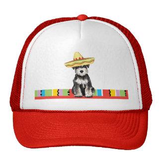 Fiesta Miniature Schnauzer Trucker Hat