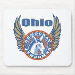 Fiesta Mousepad de Ohio Demócrata Alfombrilla De Ratones