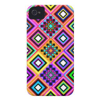 Fiesta Native Inspired iPhone 4 Case-Mate Case