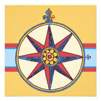 Fiesta náutico del tema - yate, navegando al club, comunicado