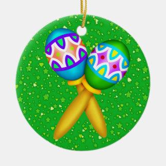 Fiesta - Partido ! Christmas Tree Ornaments