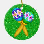 ¡Fiesta - Partido! Ornamento Para Reyes Magos