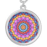 Fiesta Pendant or Meditation Mandala
