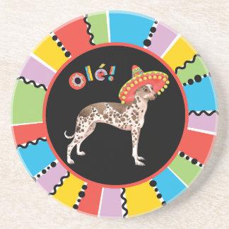 Fiesta Peruvian Inca Orchid Coaster