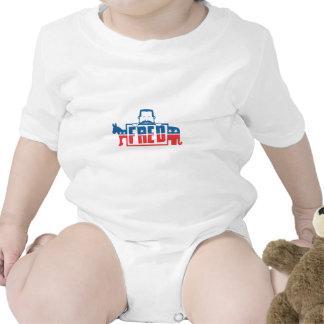Fiesta político de Fred Trajes De Bebé