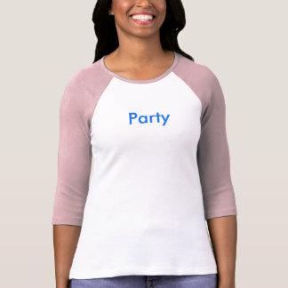 Fiesta Pooper Camiseta