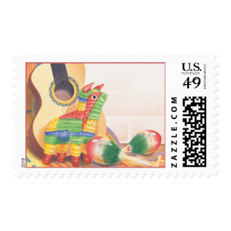 Fiesta © postage stamps