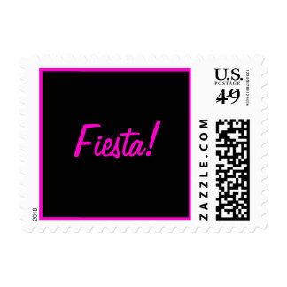 Fiesta! - postage stamps