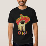 Fiesta Pug Tshirts