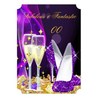 Fiesta púrpura fabuloso 2 de Champán de los