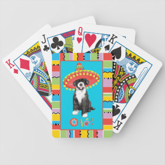 Fiesta PWD Bicycle Playing Cards