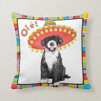 Fiesta PWD Throw Pillow