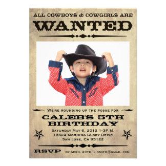 Fiesta querido de los niños del poster comunicados personales